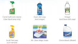 Mr Clean Bathroom Cleaner Care Tips Simple Bath