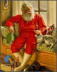 74 best santas tom browning images on pinterest father