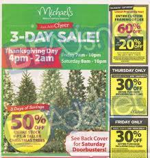 michaels black friday coupons u0026 black friday ad 2013 money