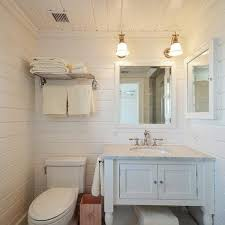 White Tongue And Groove Bathroom Furniture Bathroom Bathroom Tongue And Groove Ideas Design Using