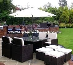 Patio Table 6 Chairs Details About Rattan Garden Dining 8 Seat Set Patio Furniture Cube