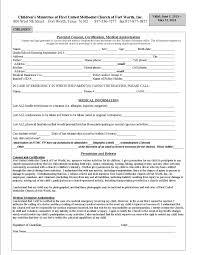 registration form sample blank sign up sheet