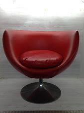 Retro Swivel Armchair Pod Chair Ebay