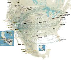 Chicago Ohare Gate Map by This Route On The West Coast Is The Most Known Route Thats Us Map