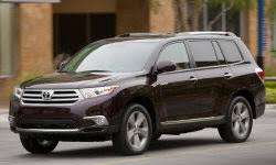 2008 toyota highlander reliability toyota highlander reliability by model generation truedelta