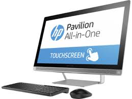 Hp 24 A010 by Hp Pavilion 27 A071a 27 U0026 034 Touchscreen All In One Desktop Pc
