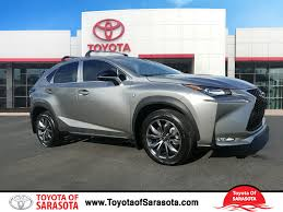 lexus nx is what toyota pre owned 2016 lexus nx 200t f sport 4d sport utility in sarasota