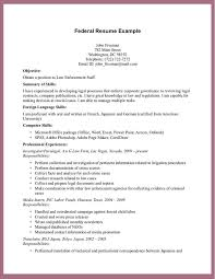 Federal Resume Template Word Microsoft Word Resume Template Download Free U0026 Premium Templates