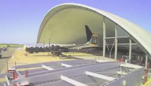 Maps Air Museum Renovation Of Soon To Reopen American Air Museum Captured In Time