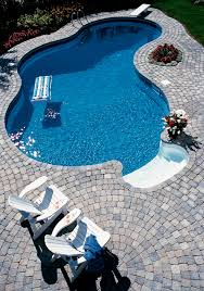 Unique Pool Ideas by Pool Marvelous Backyard Decoration With Various Shaped Pool Ideas