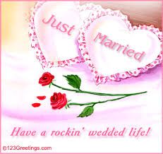 just married cards just married card free just married ecards greeting cards 123