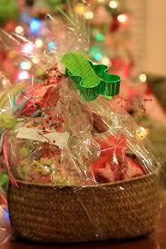 a little cuppa tea sugar cookie baskets