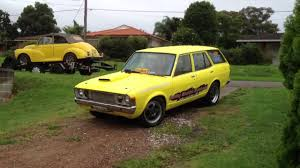 chrysler conquest yellow spa57k chrysler galant wagon mini transbrake test then stuck in