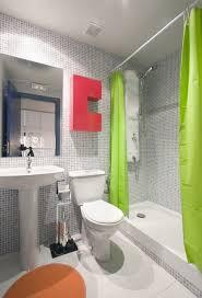 bright bathroom ideas contemporary bright gray bathroom design and excellent shower
