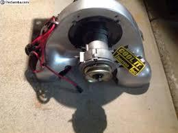 vw center mount fan shroud thesamba com vw classifieds type 4 shroud center mount fan