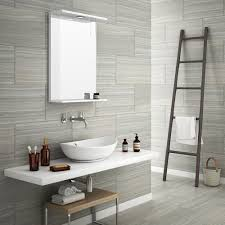 monza grey wood effect tile wall and floor 600 x 300mm