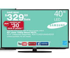 black friday samsung tv deals sears