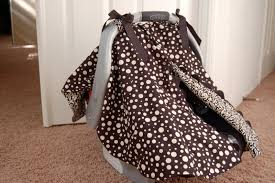 Universal Car Seat Canopy by Infant Car Seat Cover Pattern Best Custom Car Covers