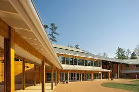 Botanical Garden Chapel Hill by North Carolina Botanical Garden Education Center Architect
