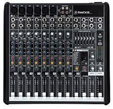 Best Small Mixing Desk Mackie Profx12 12 Channel Compact Effects Mixer With