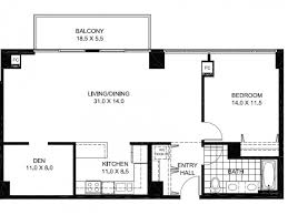 Chicago Apartment Floor Plans 2 Bed 2 Bath Apartment In Chicago Il Mondial River West