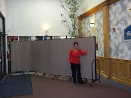 room dividers for banquet halls add elegance screenflex