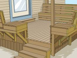 designing a house how to design a deck with pictures wikihow