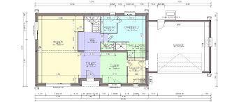 plan maison 4 chambres etage vente maison traditionnelle à étage 4 chambres dans la manche 50