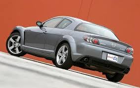 2005 mazda rx 8 information and photos zombiedrive