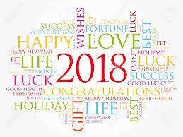 happy new year greetings cards 2018 year greeting word cloud collage happy new year celebration