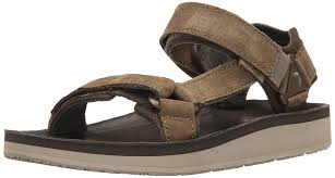 teva men u0027s original universal premier leather sandals amazon ca