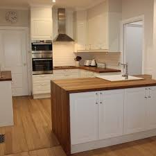 Timber Kitchen Designs Mixture Of Timber U0026 Stone Benchtop Cobbitty Kitchen Pinterest