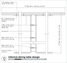 average width of dining table dining room measurements average dining table length what size will