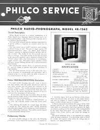 old radio information