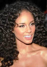 pictures of african american long natural curly hairstyle