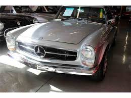 mercedes s230 1965 to 1967 mercedes 230sl for sale on classiccars com 16