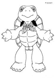 Franklin Coloring Pages 39 Free Printables Of Franklin The Franklin Coloring Pages