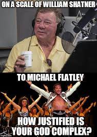 William Shatner Meme - can you match their level imgflip
