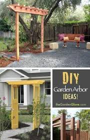 Simple Trellis Ideas Small Corner Pergola Arbor Bench With Trellis Panels Exterior