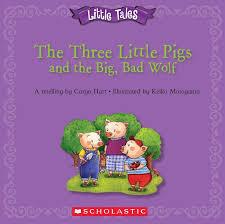 pigs bad wolf book trailer scholastic