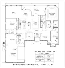 birchwood florida green construction birchwood floor plan