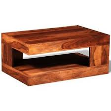 reclaimed timber coffee table sheesham wood solid reclaimed hardwood timber coffee table with