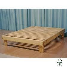 14 maneras fáciles de facilitar somieres ikea cama somier madera fustaforma diseño de formas camas de madera y