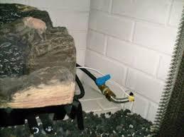 Gas Fireplace Flue by Fireplace Flue Internachi Inspection Forum