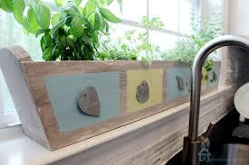 build your own custom kitchen herb planter pretty handy