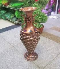 Rattan Vases Supply Big Iron Rattan Vases Flower Vase Flower European Process S11
