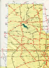 Panhandle Florida Map by Old Highway Maps Of Texas