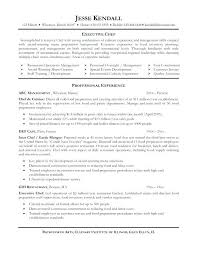 personal resume template chef resume template personal chef resume sle sous chef resume