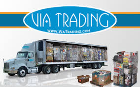 wholesale liquidator of general merchandise with via trading