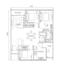 Suria Klcc Floor Plan by Review For Citra Hill 2 Mantin Propsocial